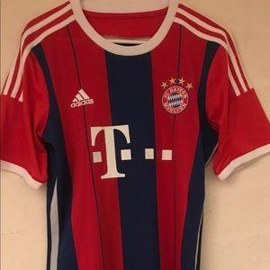 9/10 Adidas Bayern Munich Lewandowski No.9 Jersey